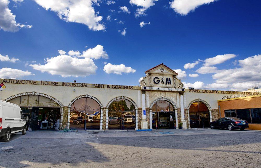 G & M Paint Center