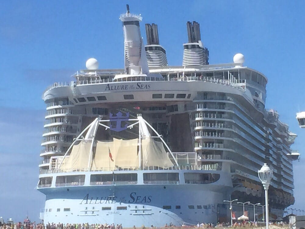 Back of the beast yelp - Allure of the seas fort lauderdale port address ...