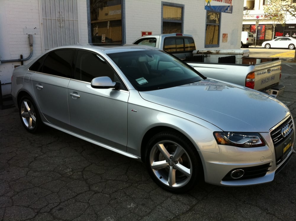 2012 audi a4 tints yelp for Five star windows