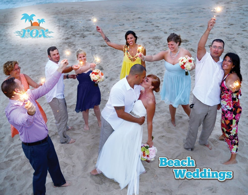 Rox Beach Weddings