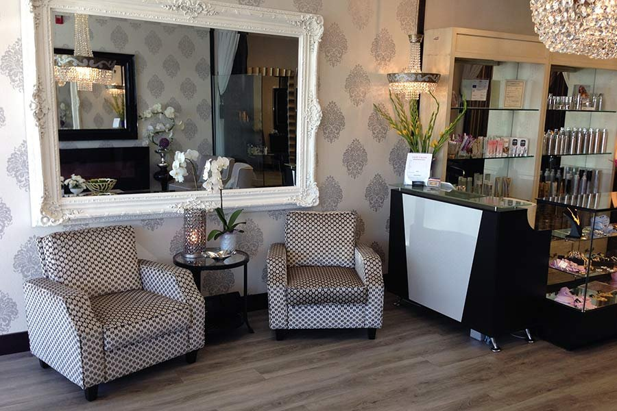 Luxe beauty salon las vegas next to smith 39 s foods for Lux hair salon