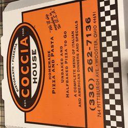 Coccia House Pizza