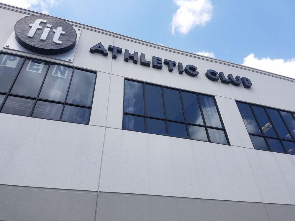 Fit Athletic Club: 1532 W Gray St, Houston, TX