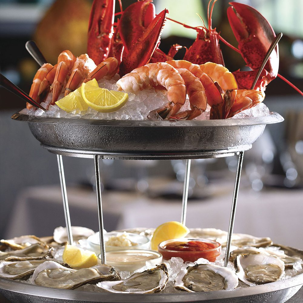Eddie V's Prime Seafood: 12848 Queensbury Ln, Houston, TX