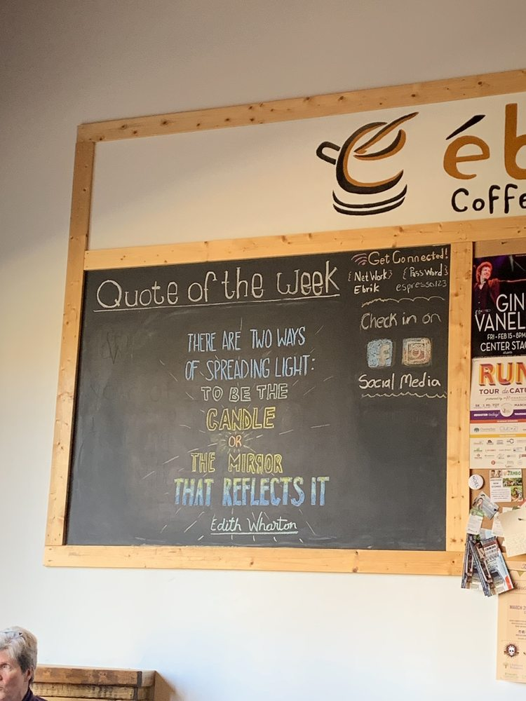 Ebrik Coffee Room: 309 E College Ave, Decatur, GA
