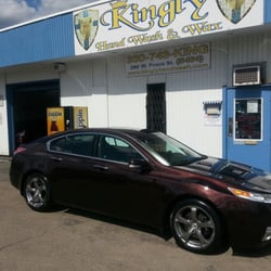 Kingly Hand Wash & Wax - Auto Detailing - 280 W Front St, Youngstown on