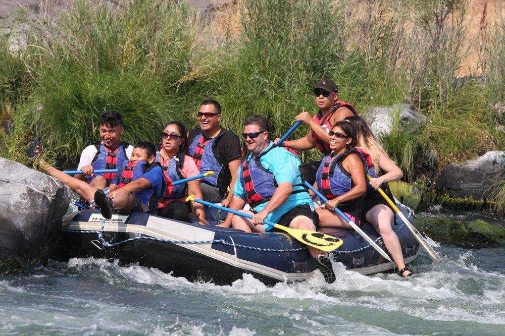 Sage Canyon River Company: 509 Deschutes Ave, Maupin, OR