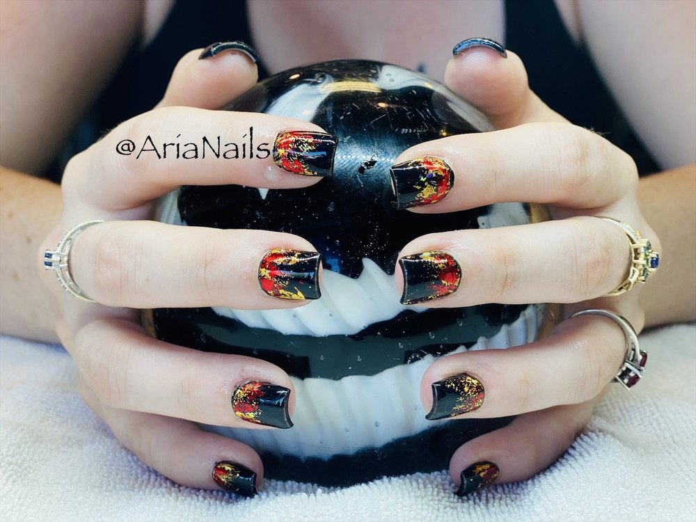 Aria Nails: 304 NE Agness Ave, Grants Pass, OR