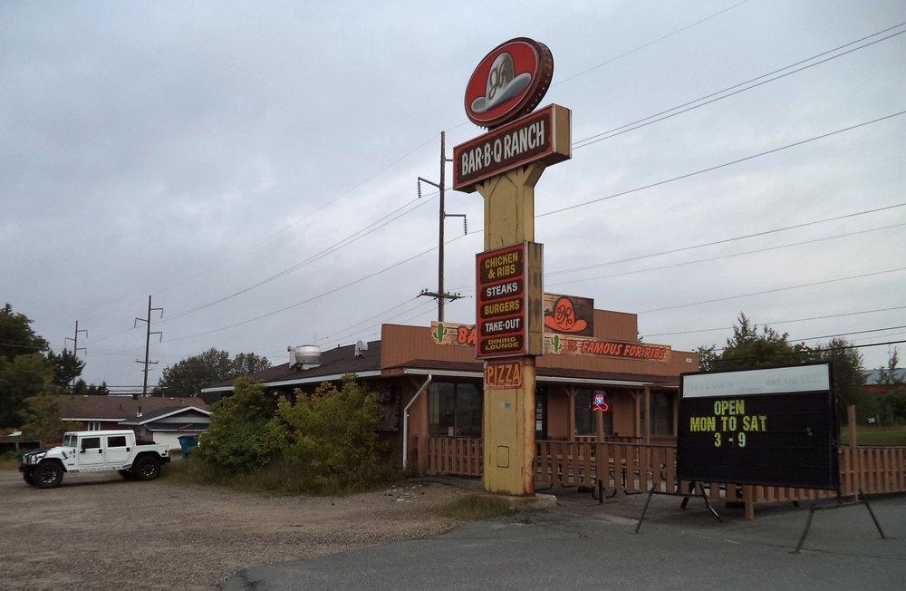 Jr BarBQ Ranch