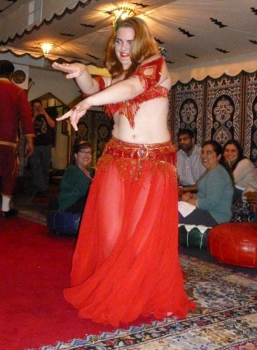 Belly Dance By Julia