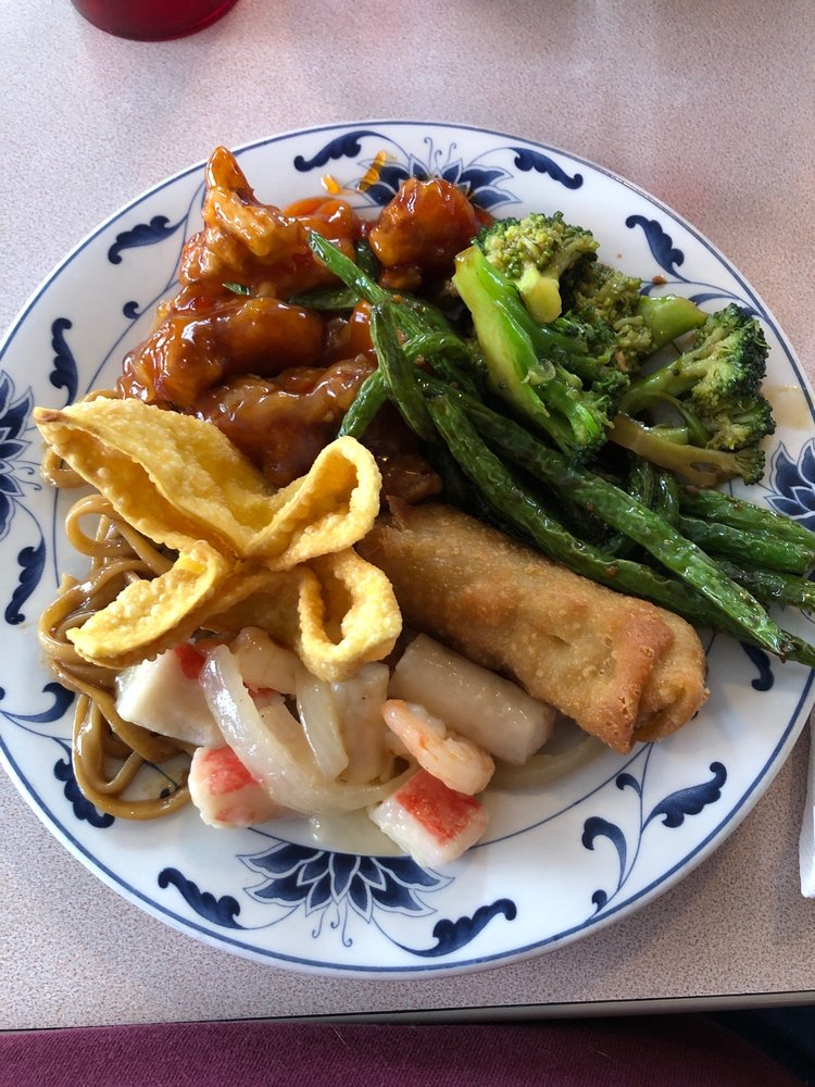 Chinese Buffet: 806 Fairground Ave, Higginsville, MO
