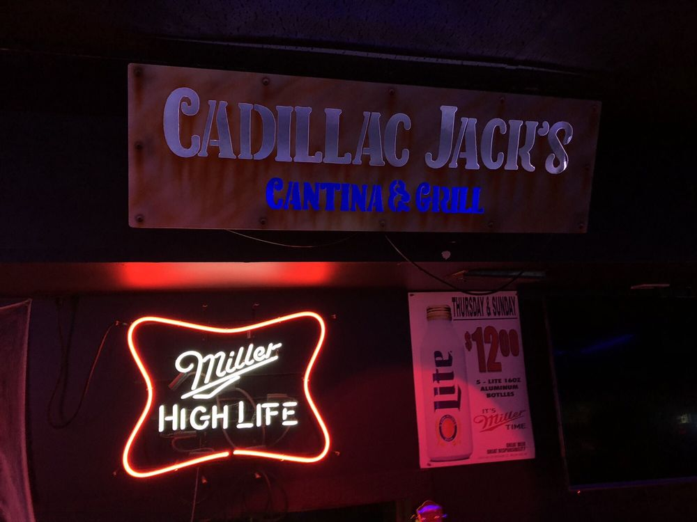 Cadillac Jacks: 1507 S Main St, Bloomington, IL