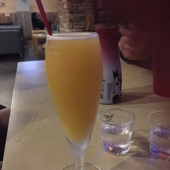 Photo Of 7 Coffee Wine Duluth Ga United States Mimosa