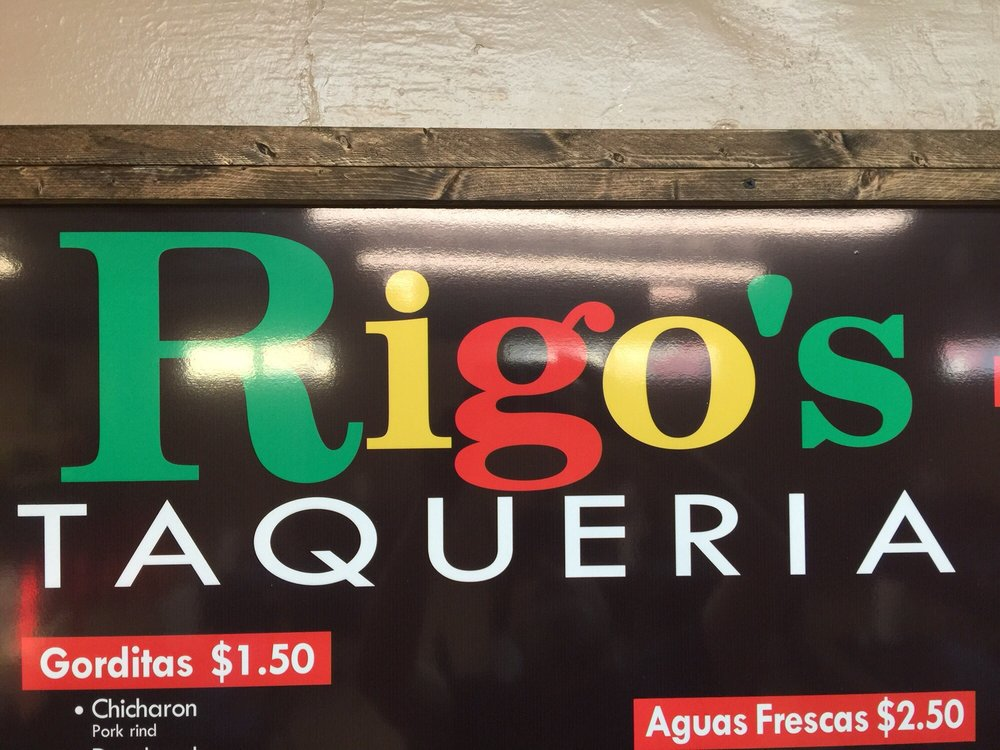 Rigo's Taqueria: 604 S Gaskin Ave, Douglas, GA