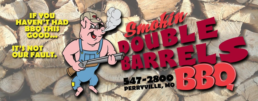 Smokin Double Barrels BBQ