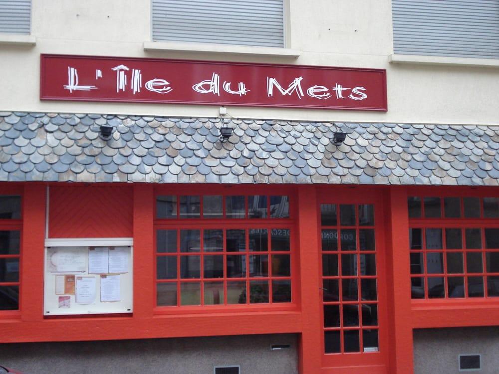 L le du mets frans 4 rue descartes rennes frankrijk for Restaurant o 23 rennes