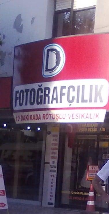 D Fotoğrafçılık
