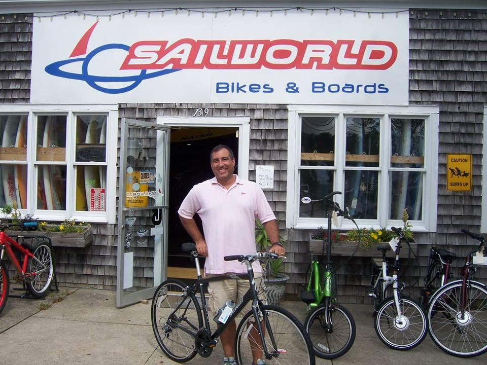 Buzzards Bay Bikes: 139 Main St, Buzzards Bay, MA