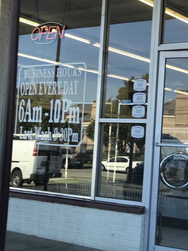 Select Coin Laundry: 4315 Gus Thomasson Rd, Mesquite, TX