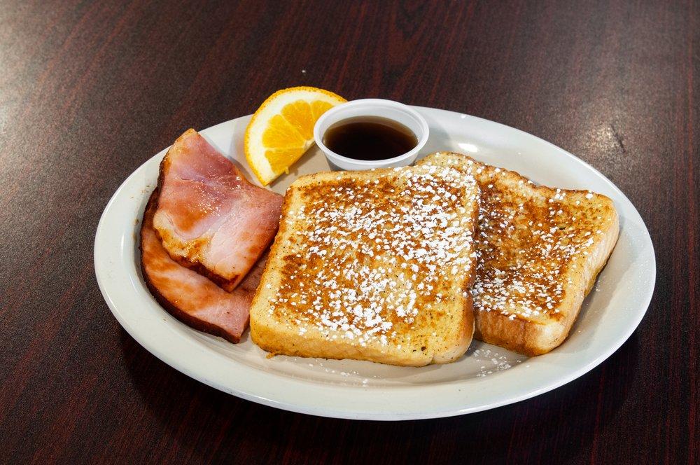 Perkz Cafe: 311 W Main St, Durand, WI