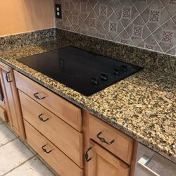 Photo Of TR Granite   Chantilly, VA, United States. Giallo Fiorito Granite