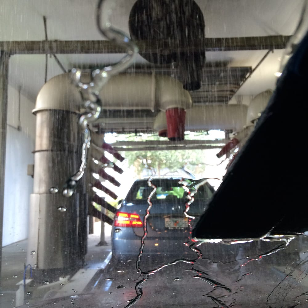 Zips Car Wash Boynton Beach Fl