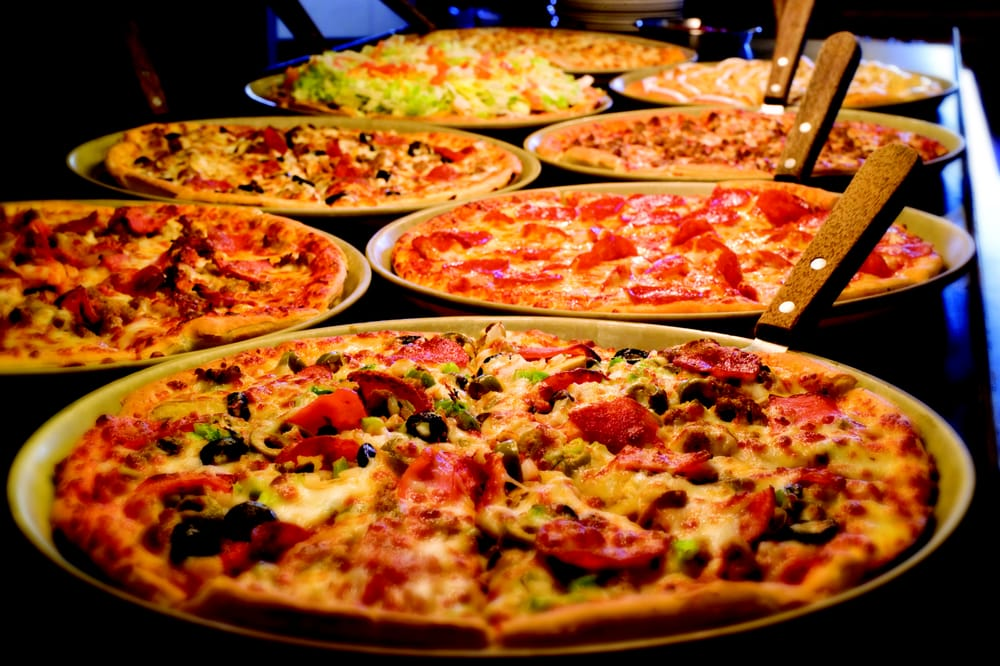 Pizza Ranch: 109 N Main St, Marcus, IA