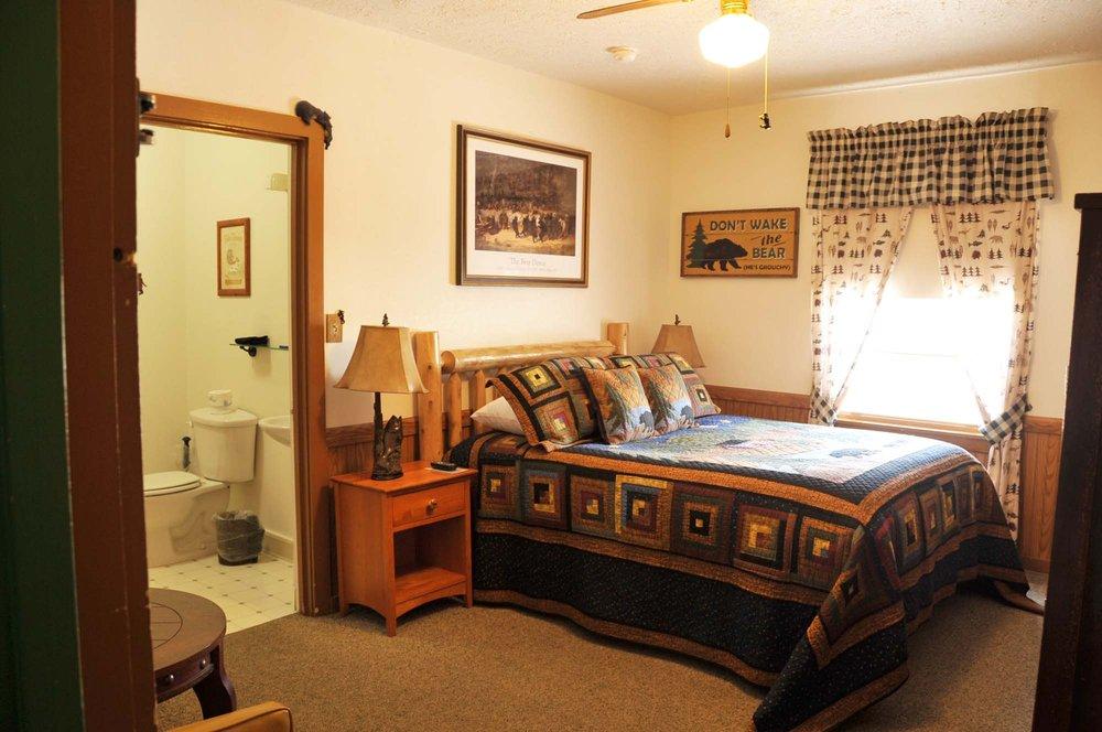 Overland Hotel & Saloon: 662 Main St, Pioche, NV