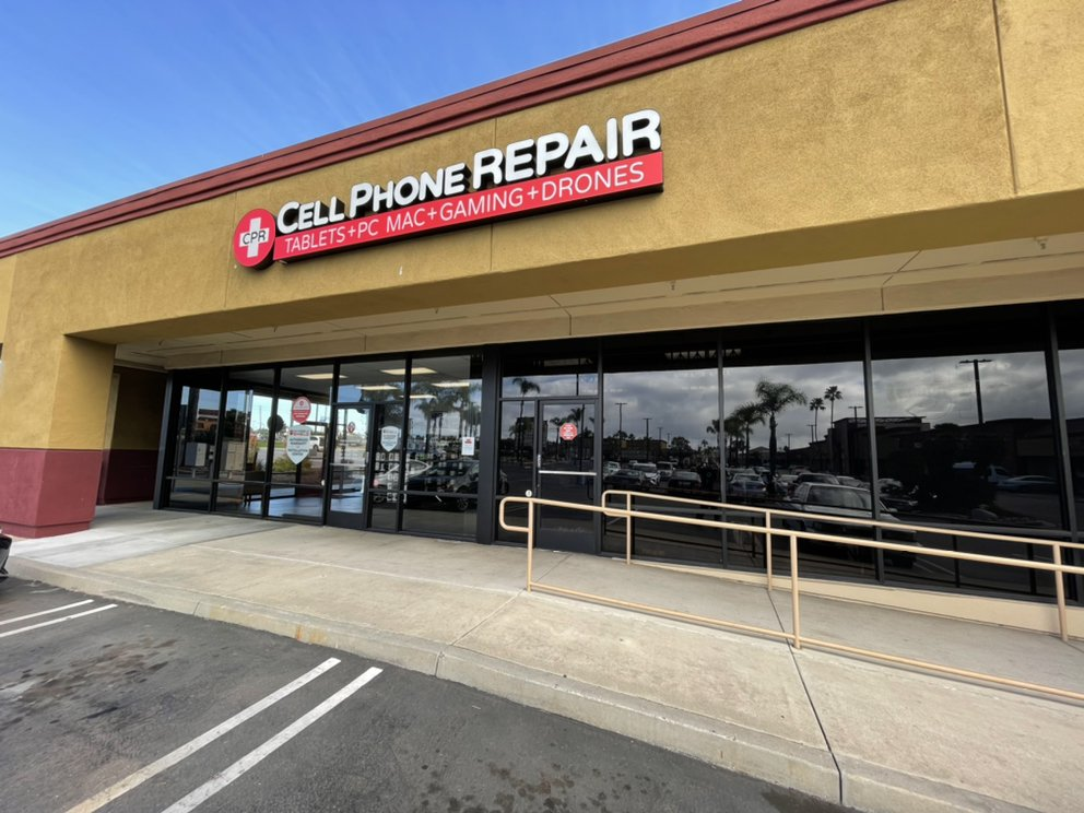 CPR Cell Phone Repair Vista