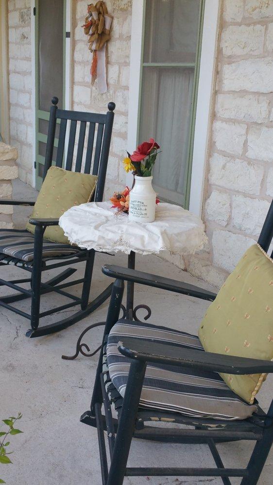 The Verandas Guest House: 108 E League St, Burnet, TX
