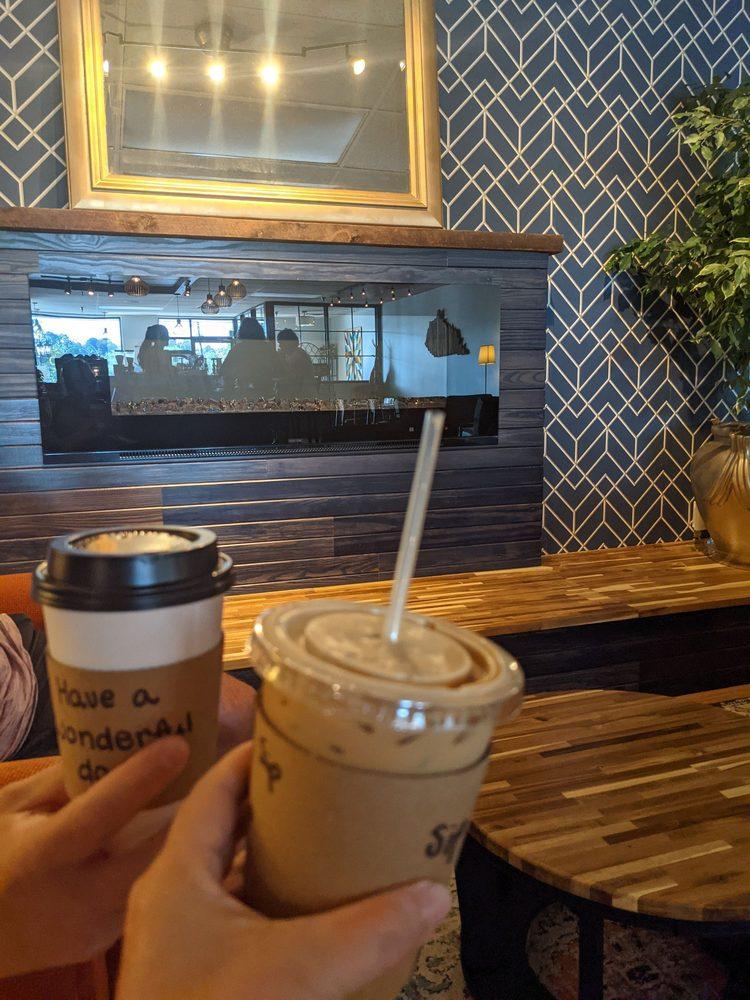 Brass Key Coffee: 8109 Alexandria Pike, Alexandria, KY