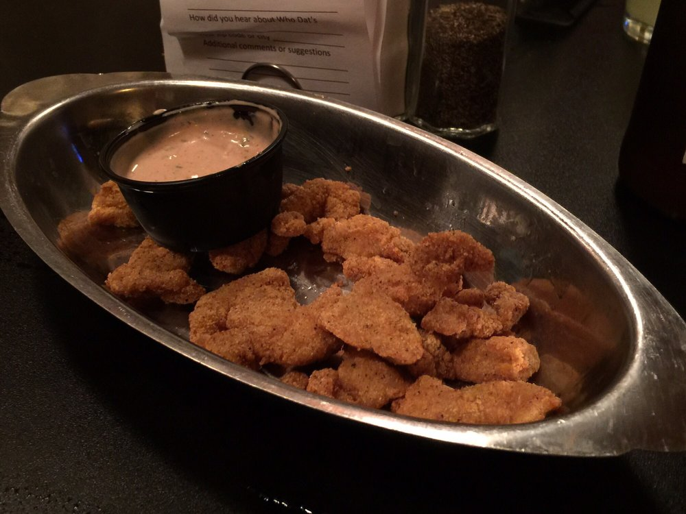 Who Dat S Southern Food Troy Il