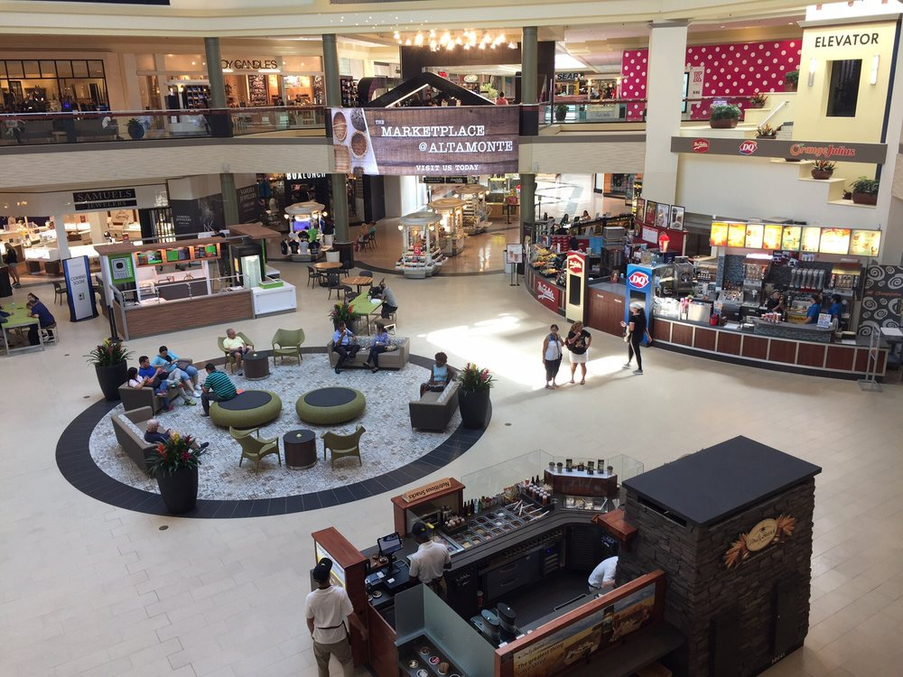 Photo Of Altamonte Mall Springs Fl United States The Marketplace At