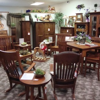 Photo Of Shaw Florists   Grand Rapids, MN, United States. Amish Furniture (