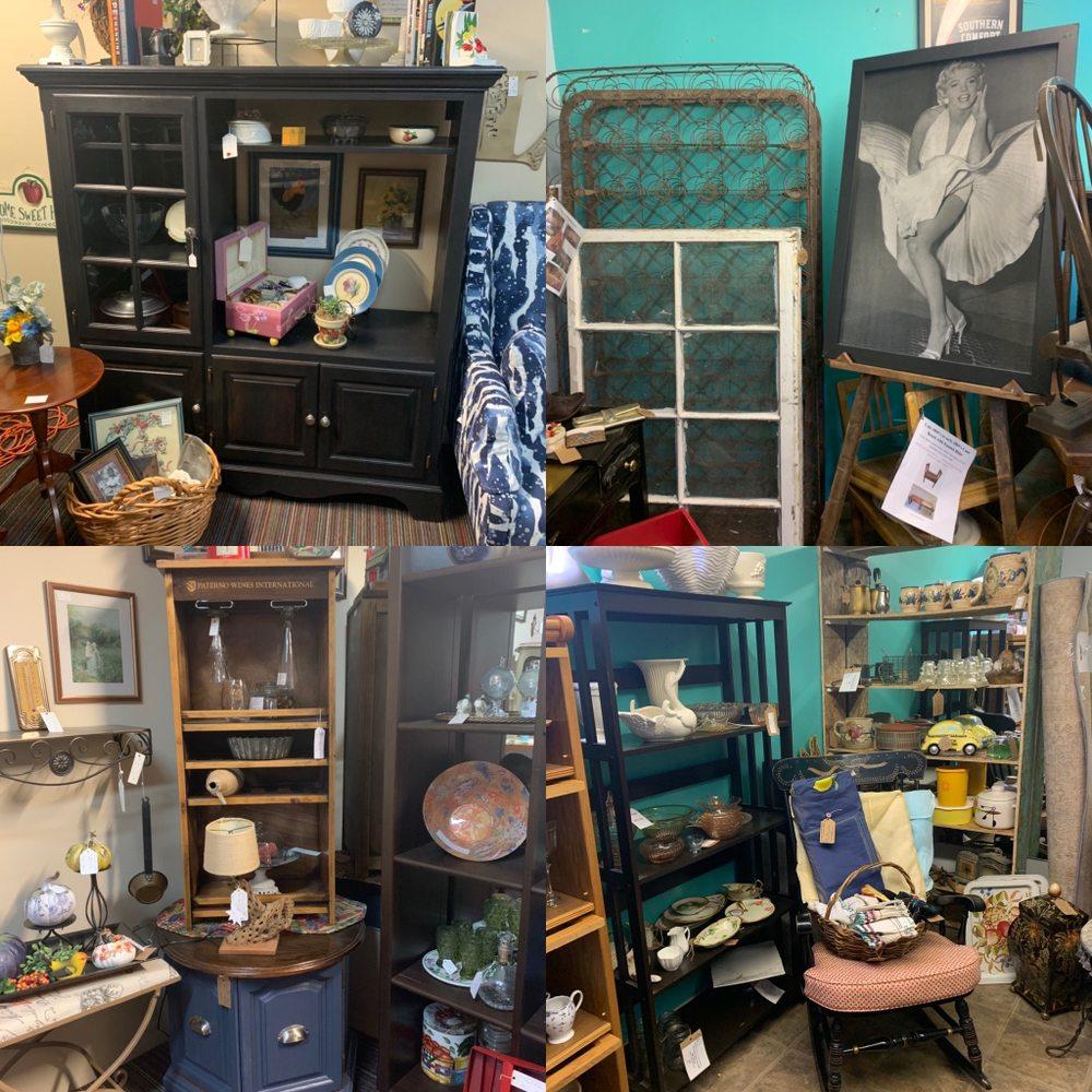 Whitt & Whimsy: 107 E Jackson St, Burnet, TX