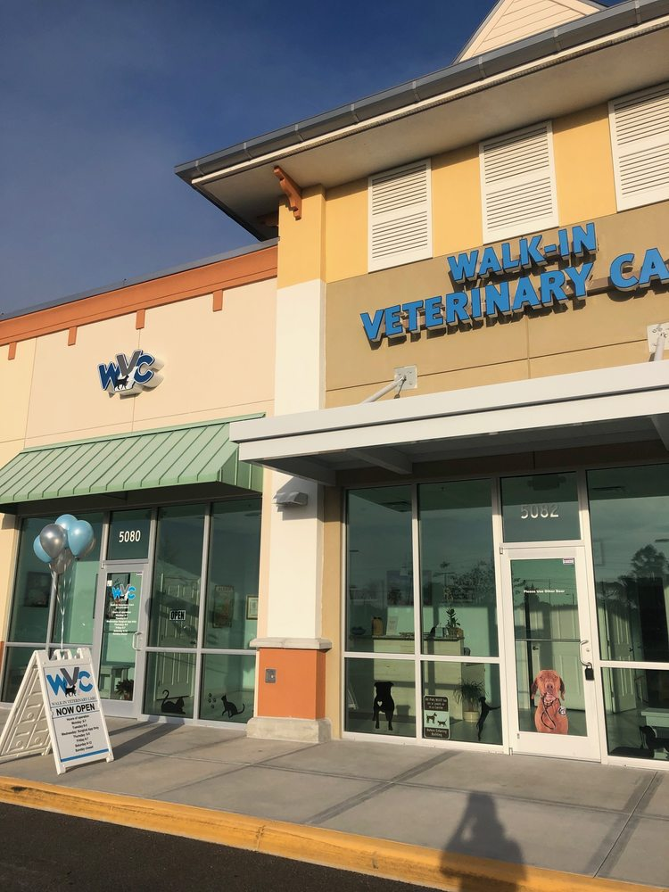 Walk-In Veterinary Care: 5080 N US Hwy 41, Apollo Beach, FL
