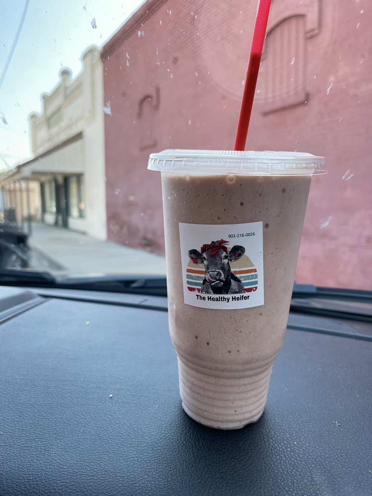 The Healthy Heifer: Edgewood, TX