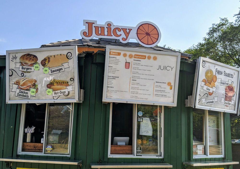 Juicy: 400 E Monroe, Chicago, IL