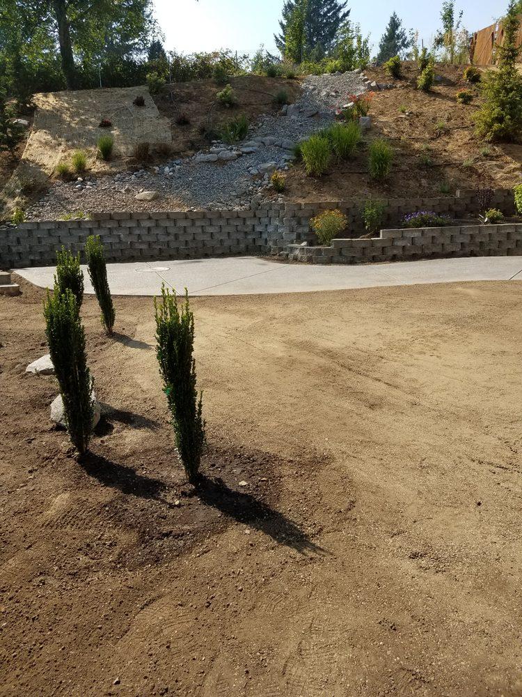 Go Native Landscape 18 Photos Landscaping Battle Ground Wa Phone Number Yelp
