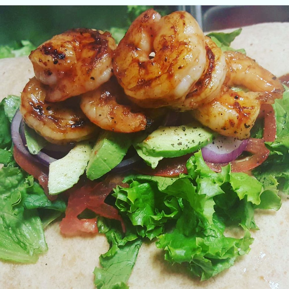 It's A Wrap Cafe: 1216 Columbia Dr, Decatur, GA