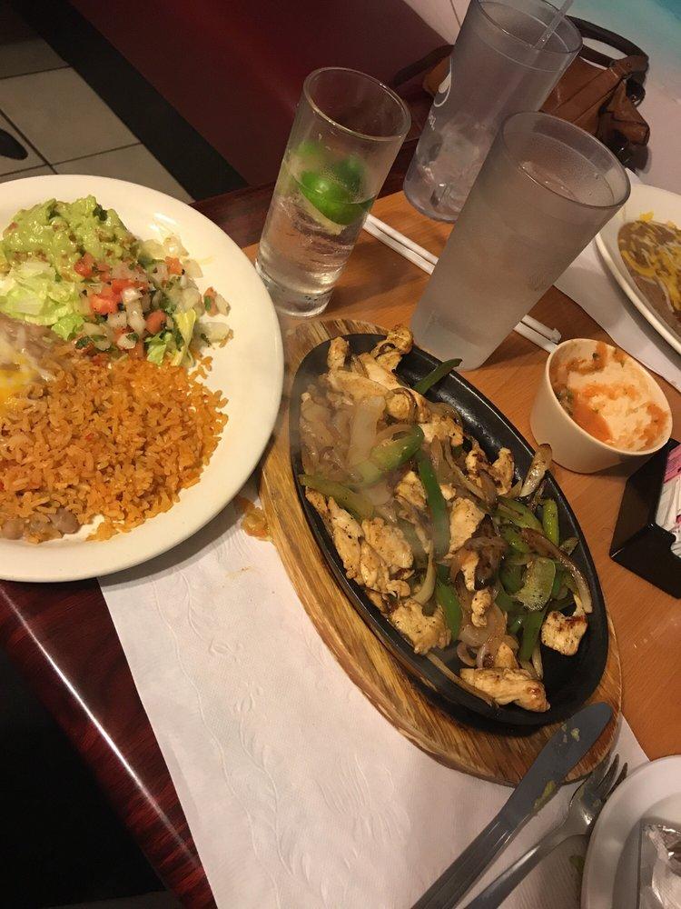 Las Palmas Mexican Restaurant Yucca Valley