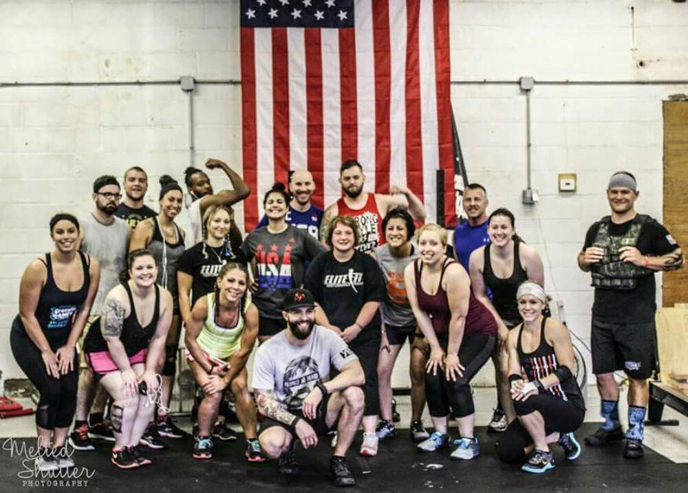 EliteFit Athletics: 449 Bushkill Center Rd, Nazareth, PA