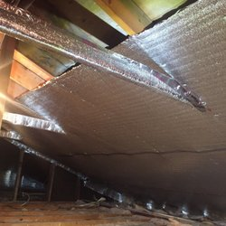 Photo of Doctor Energy Smart - Dover NJ United States. Radiant barrier attic & Doctor Energy Smart - 34 Photos - Insulation Installation - 54 ...