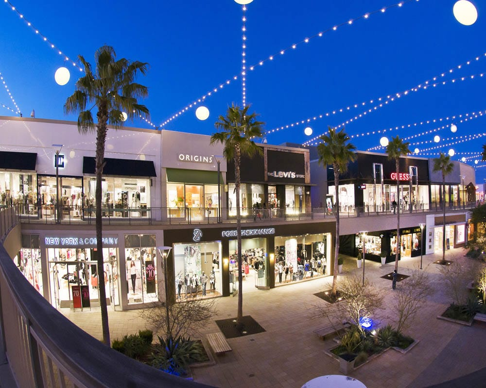 Del amo fashion center torrance california