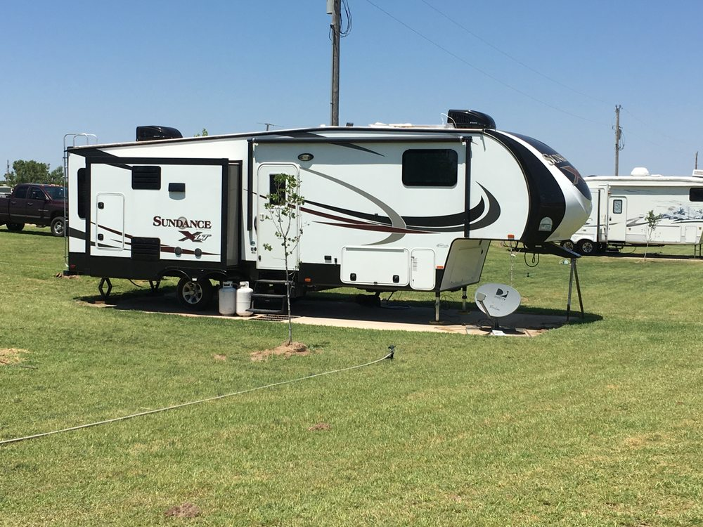 Photos For Woodward Campgrounds And Rv Park