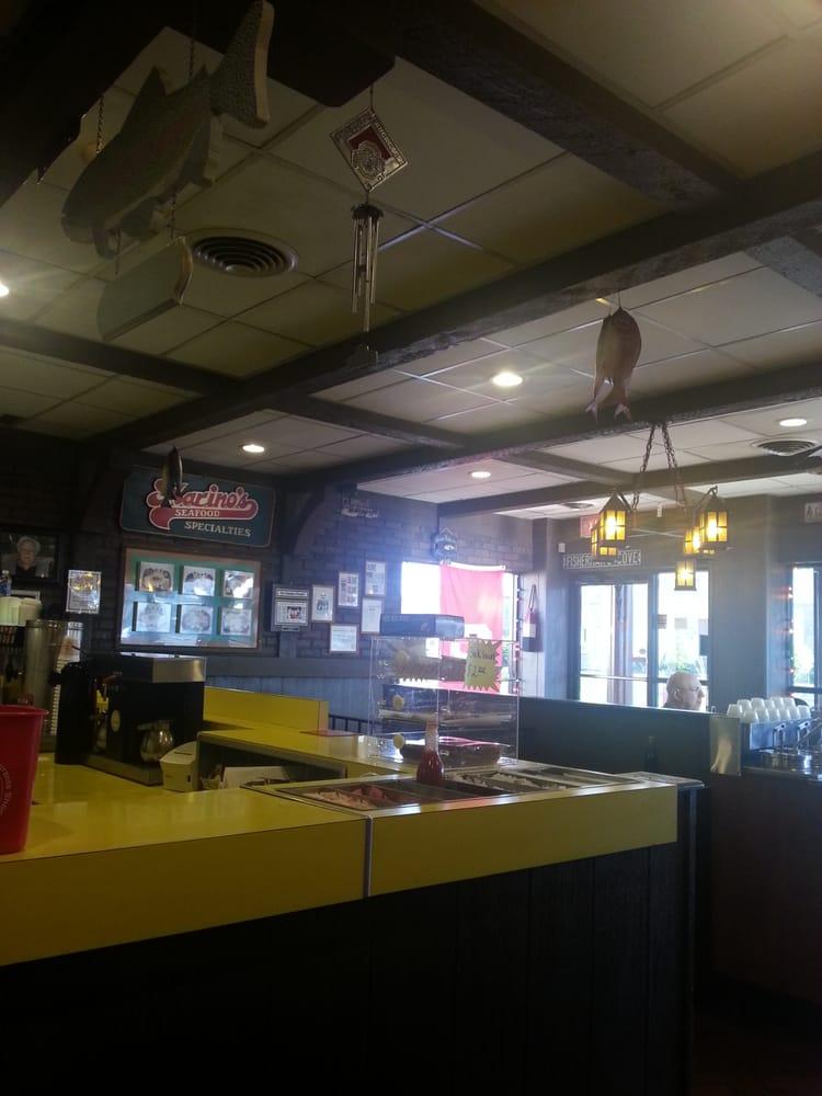 Marino s seafood 17 fotos 67 beitr ge for Fish restaurants in columbus ohio