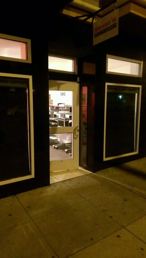 Nene's Beauty & Barber Supply: 3165 Mission St, San Francisco, CA