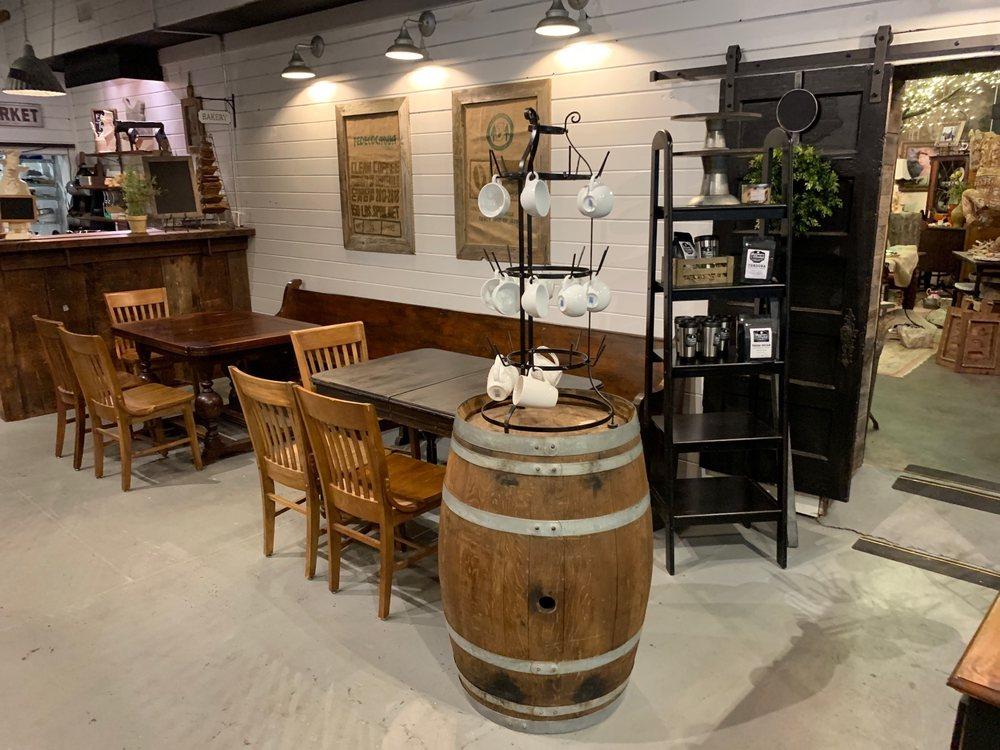 Farmers To Market - Calvert Coffee: 704 S Main St, Calvert, TX