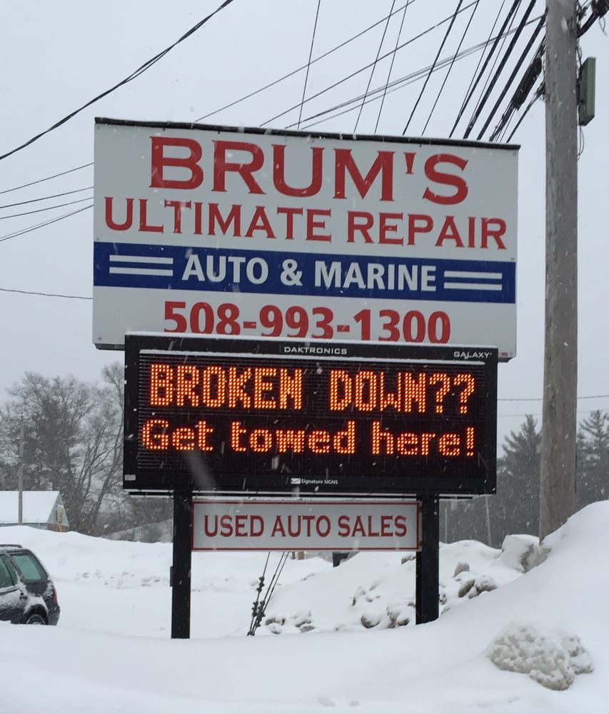 Towing business in Dartmouth, MA