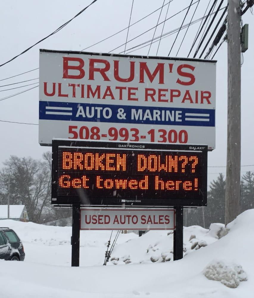 Brum's Ultimate Repair: 794 State Rd, Dartmouth, MA